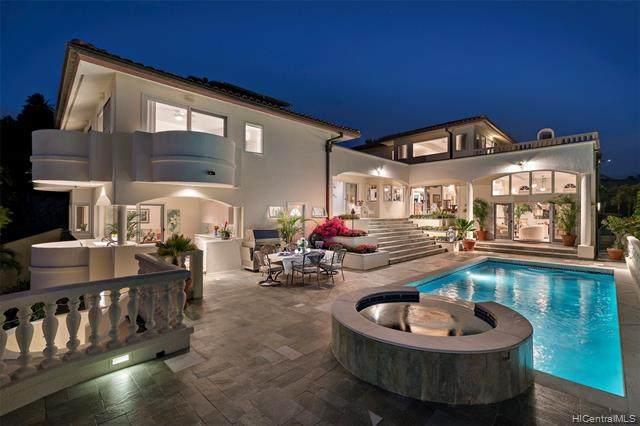 671 Kahiau Loop, Honolulu, HI 96821 (MLS #202005259) :: Elite Pacific Properties