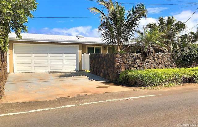 68-697 Farrington Highway, Waialua, HI 96791 (MLS #202005263) :: Elite Pacific Properties