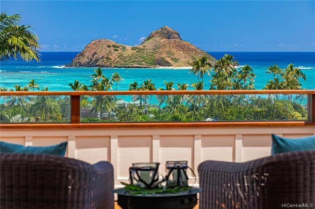 326 Lanipo Drive, Kailua, HI 96734 (MLS #202006354) :: LUVA Real Estate