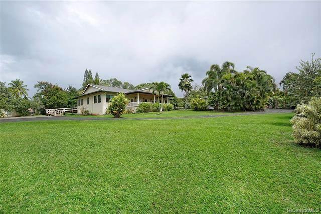 59-660 Alapio Road, Haleiwa, HI 96712 (MLS #202006386) :: Elite Pacific Properties