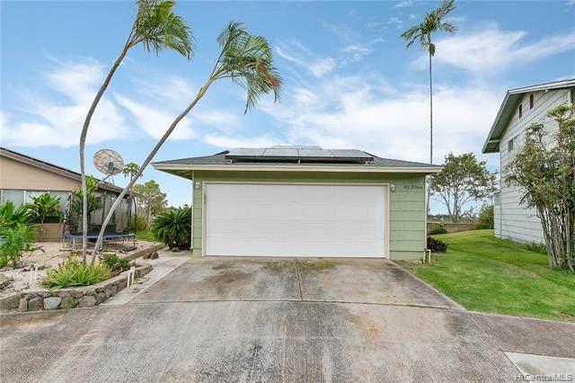 92-1266 Hoike Place, Kapolei, HI 96707 (MLS #202006394) :: Keller Williams Honolulu
