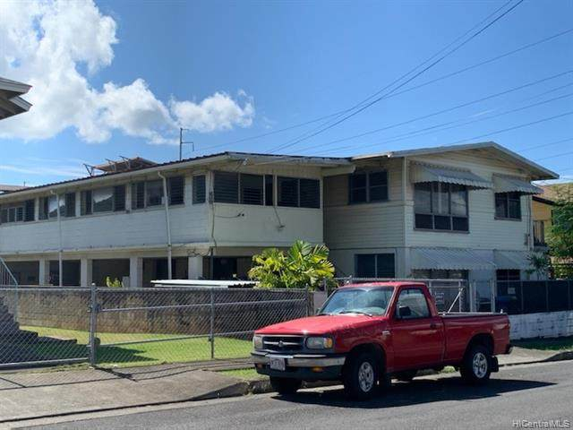 1611 Hauiki Street, Honolulu, HI 96819 (MLS #202006433) :: The Ihara Team
