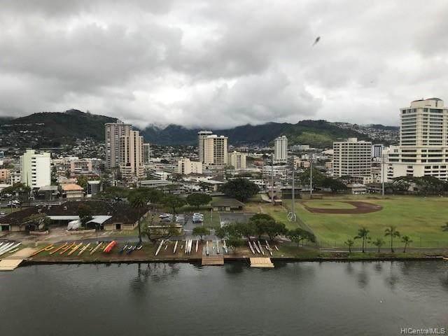 444 Niu Street #1312, Honolulu, HI 96815 (MLS #202006434) :: Team Maxey Hawaii