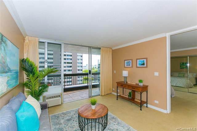 775 Kinalau Place #605, Honolulu, HI 96813 (MLS #202006463) :: Keller Williams Honolulu