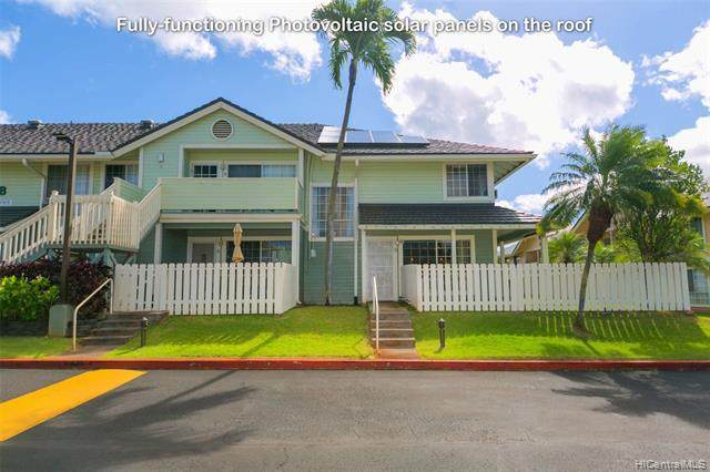 94-1505 Waipio Uka Street B102, Waipahu, HI 96797 (MLS #202006469) :: Elite Pacific Properties