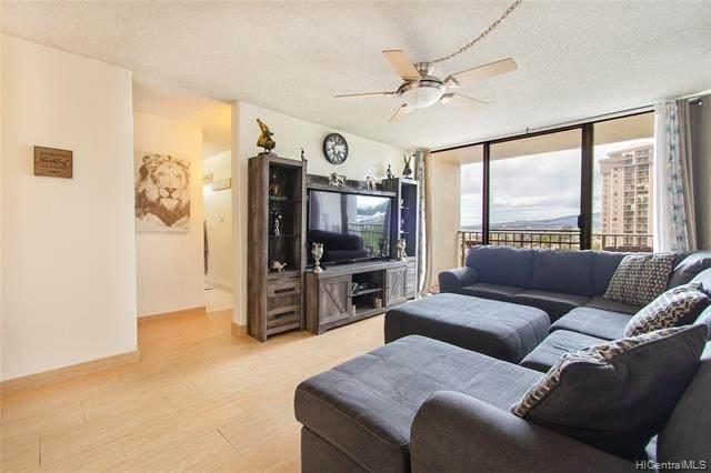 98-500 Koauka Loop 9H, Aiea, HI 96701 (MLS #202006481) :: Barnes Hawaii
