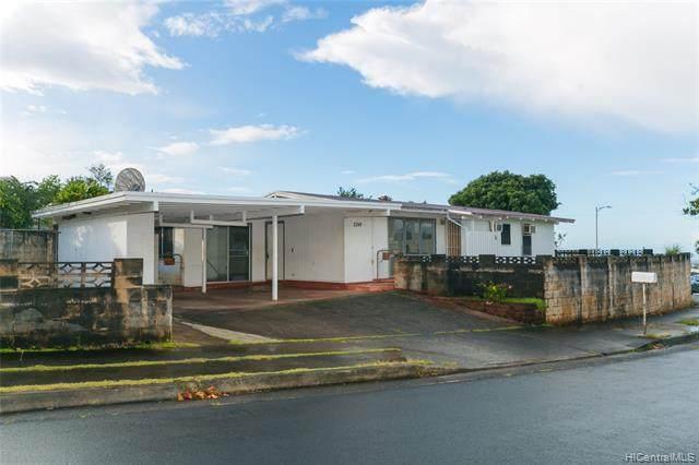 2341 Ahaiki Street, Pearl City, HI 96782 (MLS #202006497) :: Keller Williams Honolulu