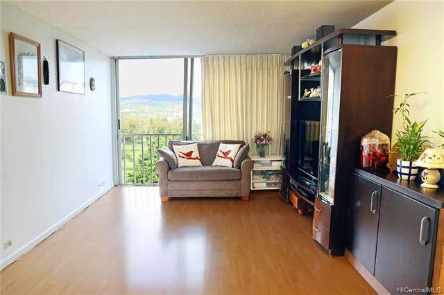 949 Ala Nanala Street #704, Honolulu, HI 96818 (MLS #202006524) :: Team Lally