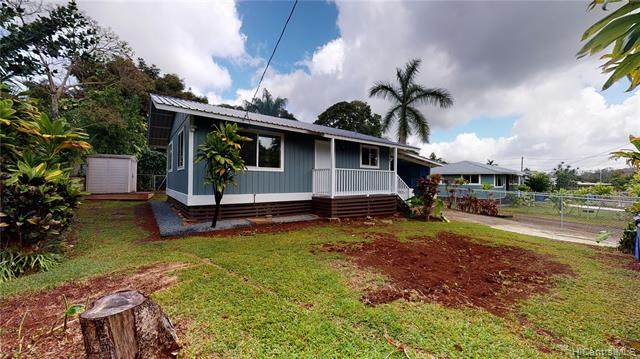 134 Dole Road A, Wahiawa, HI 96786 (MLS #202006547) :: Elite Pacific Properties