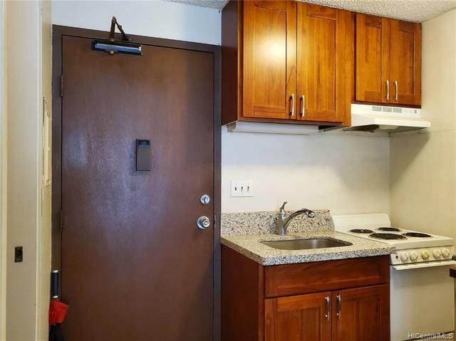 1560 Kanunu Street #411, Honolulu, HI 96814 (MLS #202006548) :: Keller Williams Honolulu