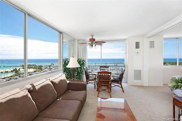 1765 Ala Moana Boulevard #1480, Honolulu, HI 96815 (MLS #202006559) :: Elite Pacific Properties