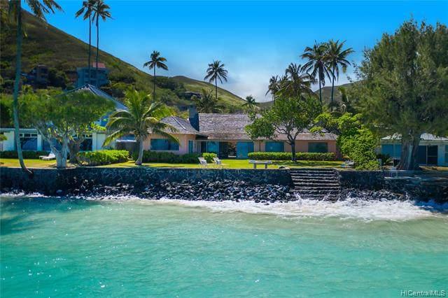 1548 Mokulua Drive, Kailua, HI 96734 (MLS #202006623) :: Keller Williams Honolulu