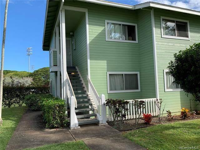 94-719 Meheula Parkway 1C, Mililani, HI 96789 (MLS #202006642) :: Barnes Hawaii