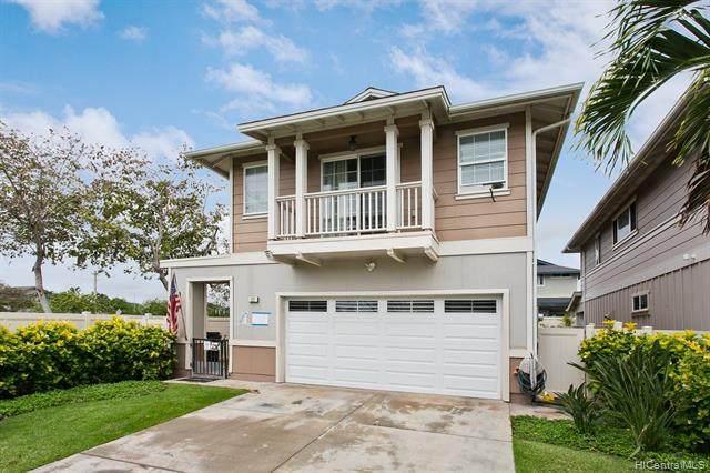 91-1200 Keaunui Drive #622, Ewa Beach, HI 96706 (MLS #202006651) :: Keller Williams Honolulu
