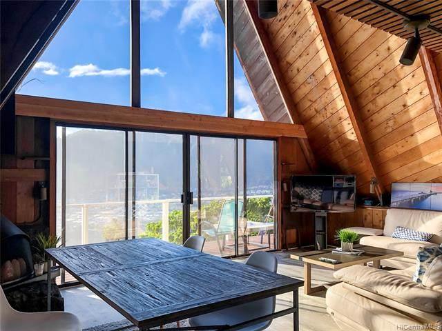 3349B Anoai Place, Honolulu, HI 96822 (MLS #202006657) :: The Ihara Team