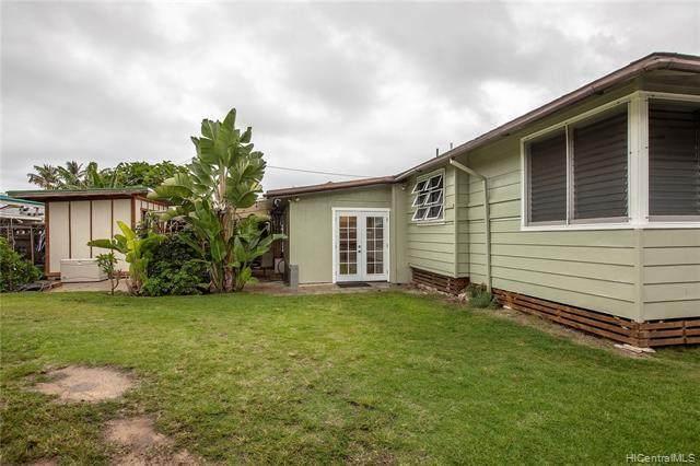 630 Halela Street, Kailua, HI 96734 (MLS #202006671) :: Team Maxey Hawaii
