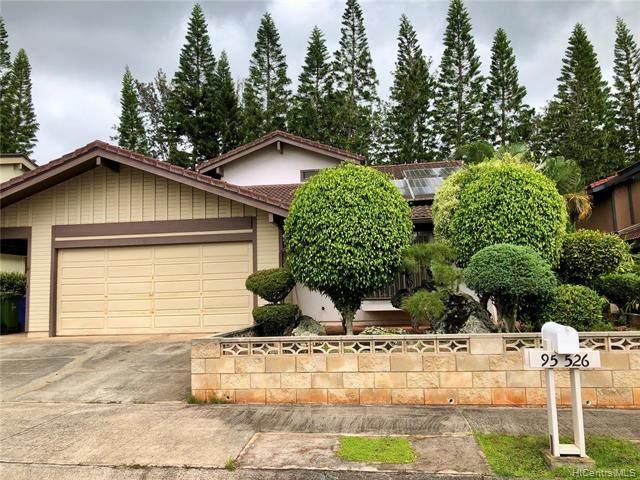 95-526 Poiki Place, Mililani, HI 96789 (MLS #202006677) :: Barnes Hawaii