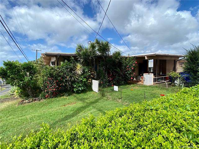 99-435 Aiealani Place, Aiea, HI 96701 (MLS #202006682) :: Barnes Hawaii