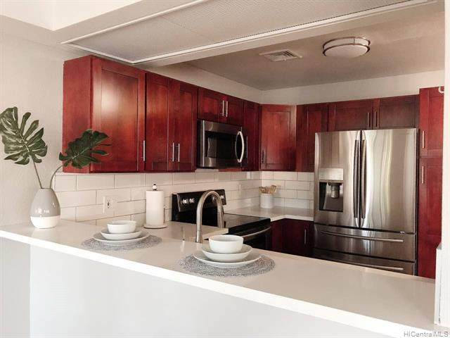 92-1493 Aliinui Drive 35B, Kapolei, HI 96707 (MLS #202006689) :: Elite Pacific Properties