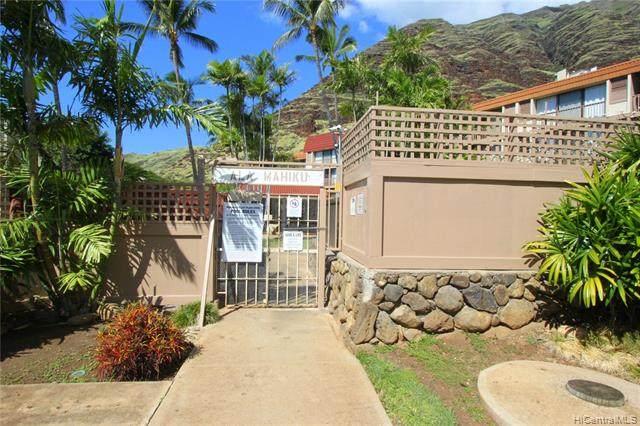 84-688 Ala Mahiku Street 154B, Waianae, HI 96792 (MLS #202006694) :: Barnes Hawaii