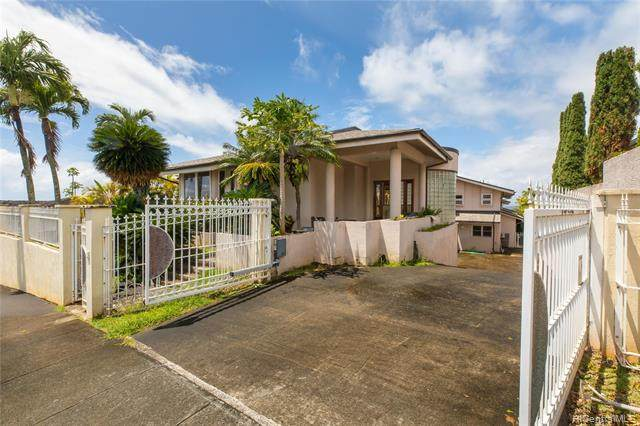 98-866 Kaahele Street, Aiea, HI 96701 (MLS #202006722) :: Keller Williams Honolulu