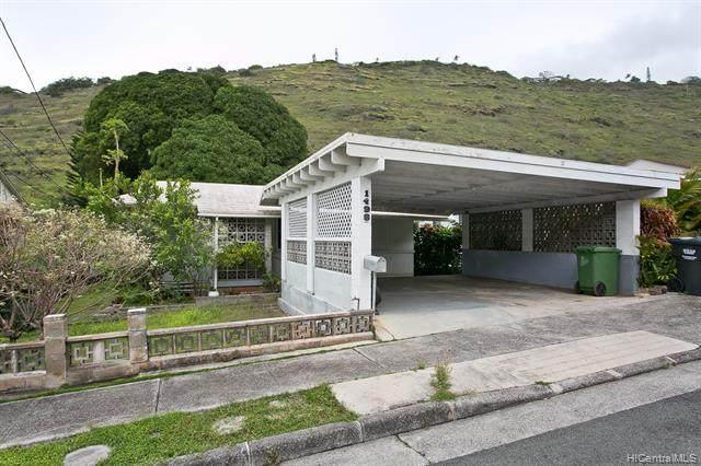 1498 Ainakoa Avenue, Honolulu, HI 96821 (MLS #202006742) :: Elite Pacific Properties