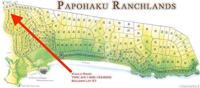 0 Kaula Road Lot 57, Maunaloa, HI 96770 (MLS #202006762) :: Barnes Hawaii