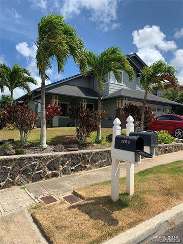 92-137 Kohi Place, Kapolei, HI 96707 (MLS #202006763) :: Keller Williams Honolulu