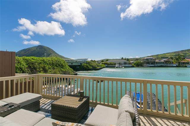 103 Koko Isle Circle #102, Honolulu, HI 96825 (MLS #202006798) :: Barnes Hawaii