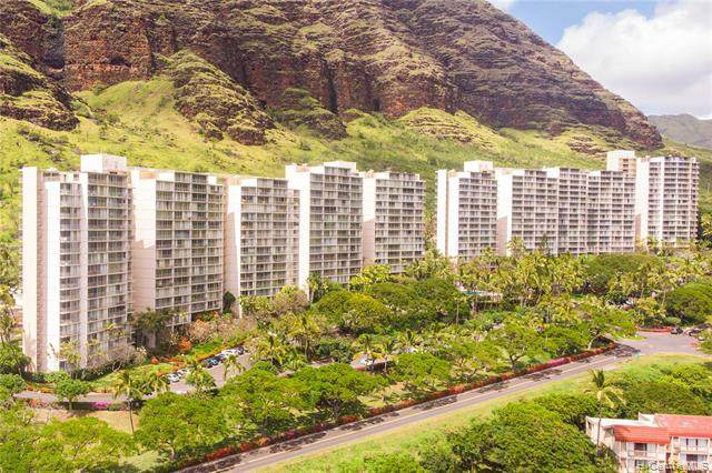84-710 Kili Drive #719, Waianae, HI 96792 (MLS #202006809) :: The Ihara Team