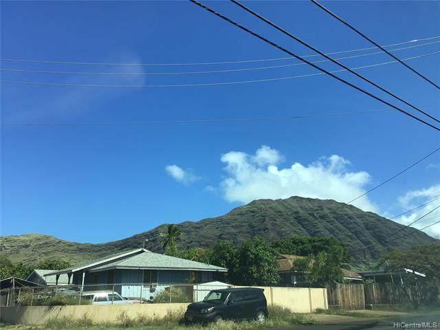 84-888 Hanalei Street, Waianae, HI 96792 (MLS #202006826) :: Barnes Hawaii