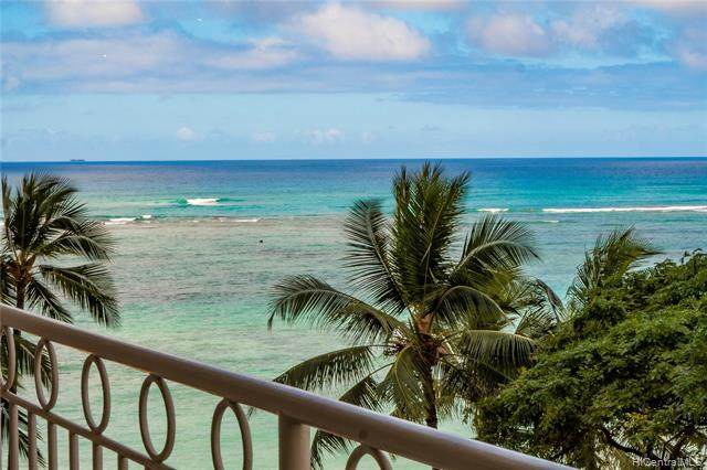 2161 Kalia Road #506, Honolulu, HI 96815 (MLS #202006843) :: Elite Pacific Properties