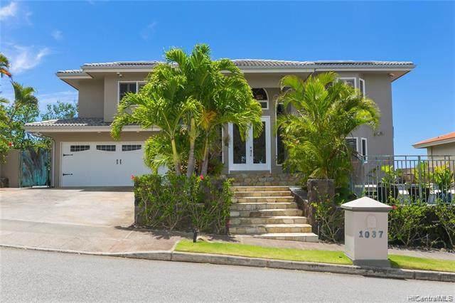 1037 Hanohano Way, Honolulu, HI 96825 (MLS #202006847) :: Keller Williams Honolulu