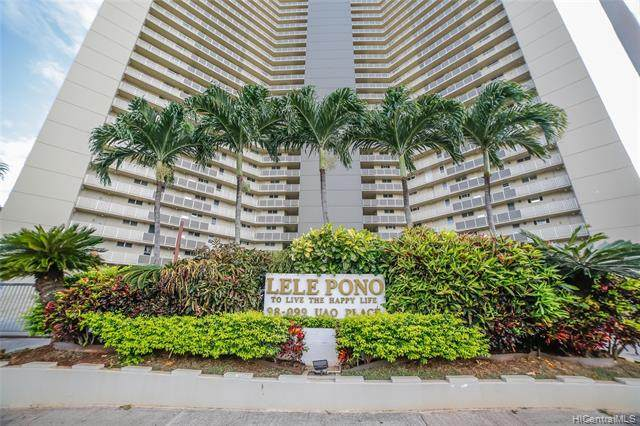 98-099 Uao Place #2702, Aiea, HI 96701 (MLS #202006850) :: Barnes Hawaii