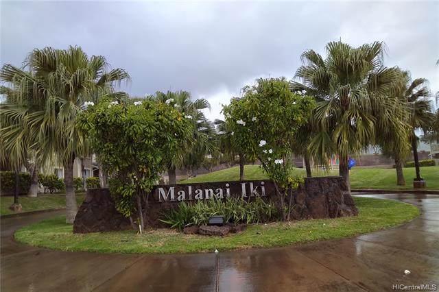 91-1077 Oaniani Street 10A, Kapolei, HI 96707 (MLS #202006853) :: Barnes Hawaii