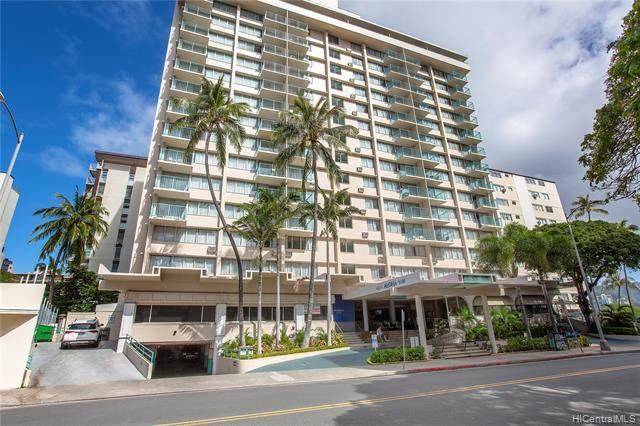 444 Kanekapolei Street #605, Honolulu, HI 96815 (MLS #202006860) :: Team Maxey Hawaii