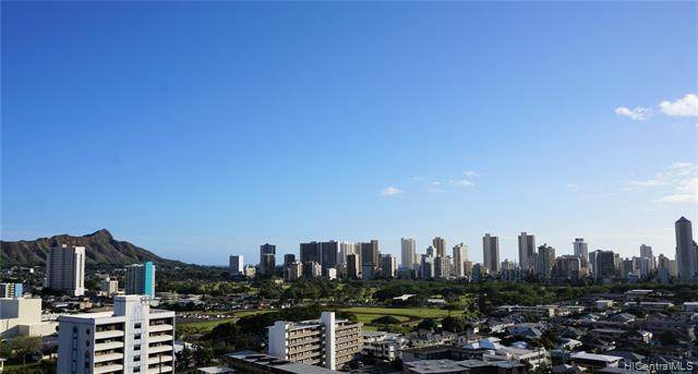 2825 S King Street #1503, Honolulu, HI 96826 (MLS #202006872) :: Elite Pacific Properties