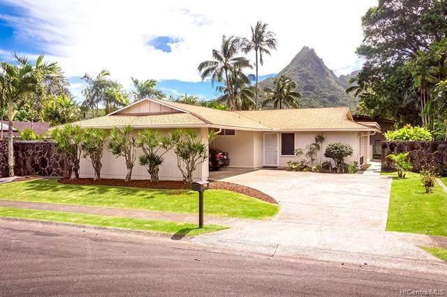 1086 Lunaanela Street, Kailua, HI 96734 (MLS #202006891) :: Island Life Homes