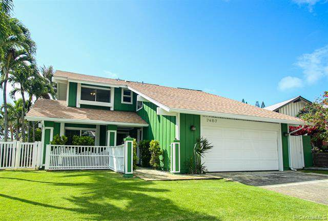 7467 Kekaa Street, Honolulu, HI 96825 (MLS #202006918) :: Team Maxey Hawaii