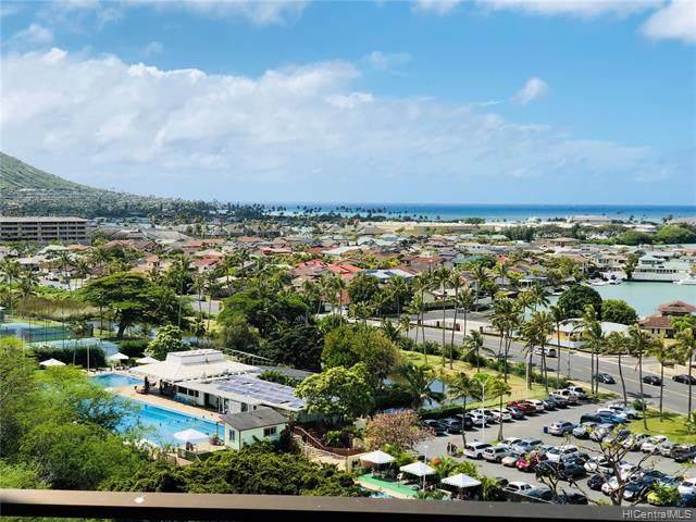6770 Hawaii Kai Drive #908, Honolulu, HI 96825 (MLS #202006926) :: Island Life Homes