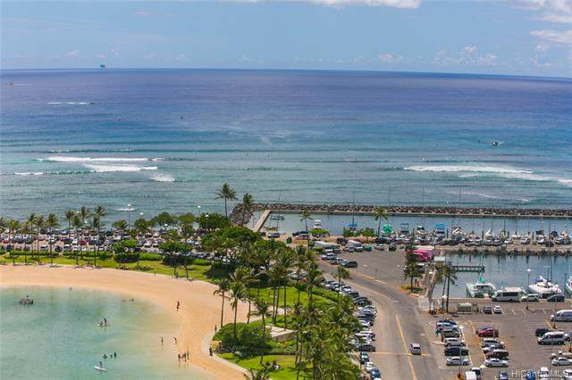 1777 Ala Moana Boulevard #2312, Honolulu, HI 96815 (MLS #202006927) :: Team Maxey Hawaii