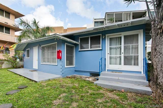 1658 Lewalani Drive, Honolulu, HI 96822 (MLS #202006945) :: Barnes Hawaii