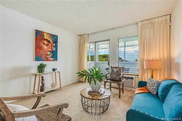 98-455 Hookanike Street #50, Pearl City, HI 96782 (MLS #202006954) :: Keller Williams Honolulu
