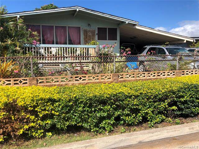 91-712 Kilipoe Street, Ewa Beach, HI 96706 (MLS #202006989) :: Team Lally