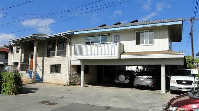 1921A Hanu Lane A, Honolulu, HI 96819 (MLS #202007010) :: Keller Williams Honolulu