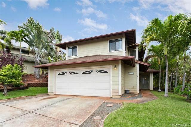91-215 Wahane Place, Kapolei, HI 96707 (MLS #202007011) :: Team Maxey Hawaii