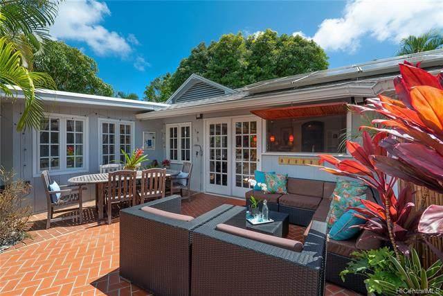 172 Kuumele Place, Kailua, HI 96734 (MLS #202007055) :: Team Maxey Hawaii