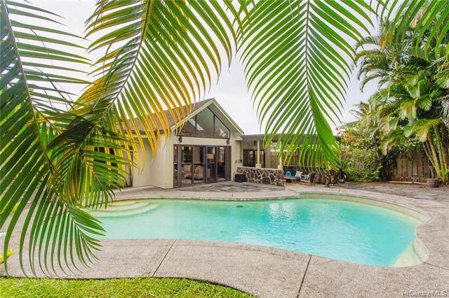 46-446 Makena Street, Kaneohe, HI 96744 (MLS #202007066) :: Barnes Hawaii