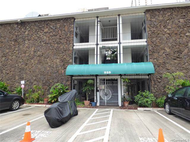 235 Liliuokalani Avenue #339, Honolulu, HI 96815 (MLS #202007100) :: Team Maxey Hawaii