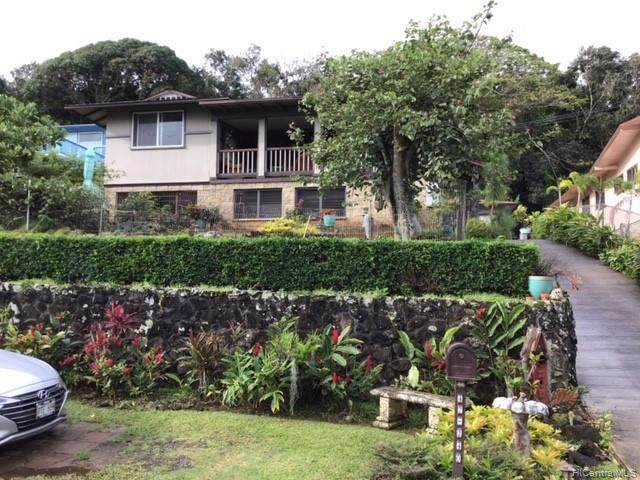 47-240 Iuiu Street, Kaneohe, HI 96744 (MLS #202007111) :: Team Maxey Hawaii